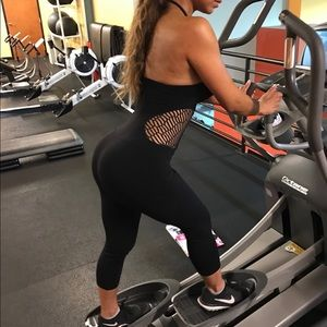 Pants - Brazilian One Piece Workout outfit